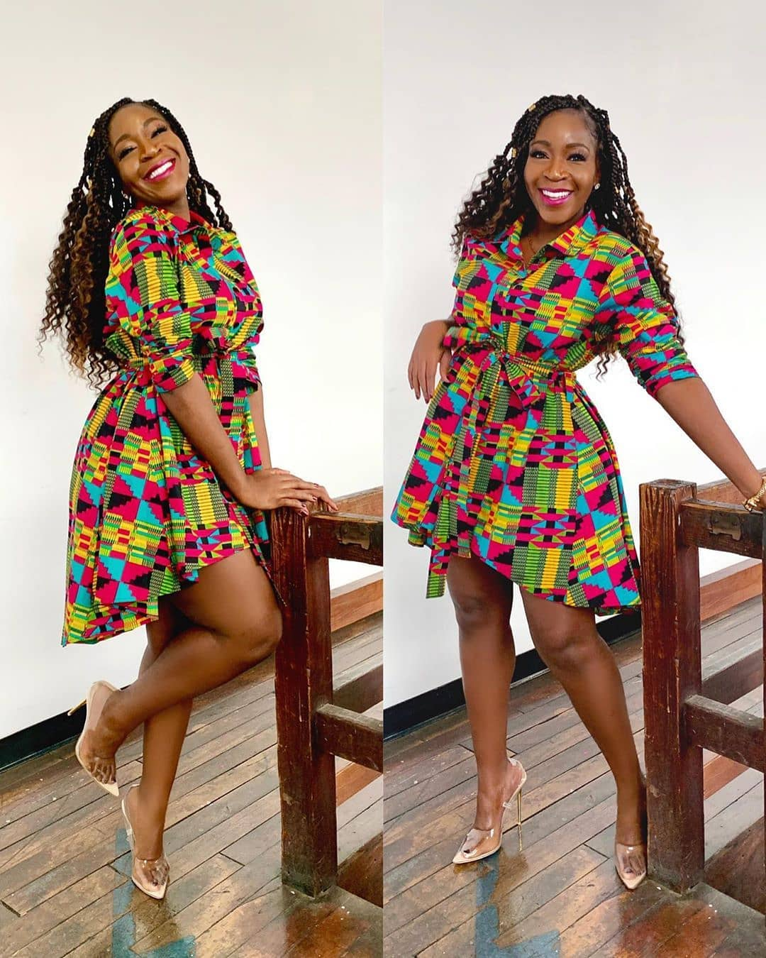 NEW FASHION STYLE, TRENDY AFRICAN DRESSES STYLES LOOKS NICE 1