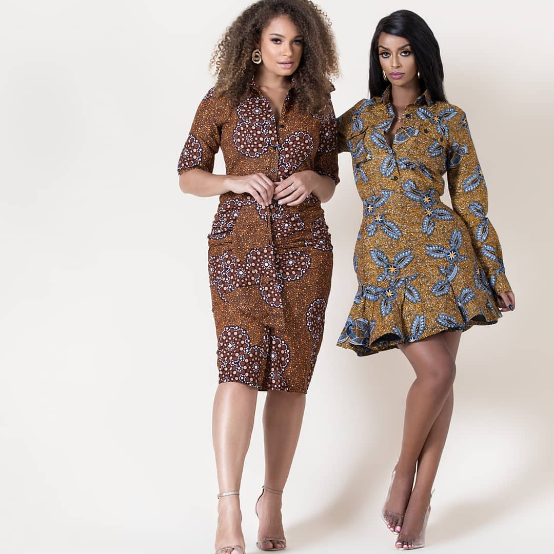 NEW FASHION STYLE, TRENDY AFRICAN DRESSES STYLES LOOKS NICE 4