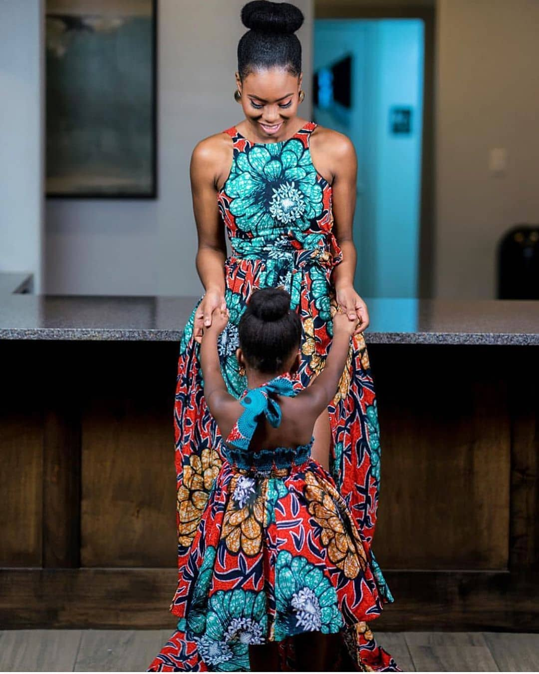 TOP STYLES, CHOOSING ANKARA DRESS TO YOUR EVENT! 8