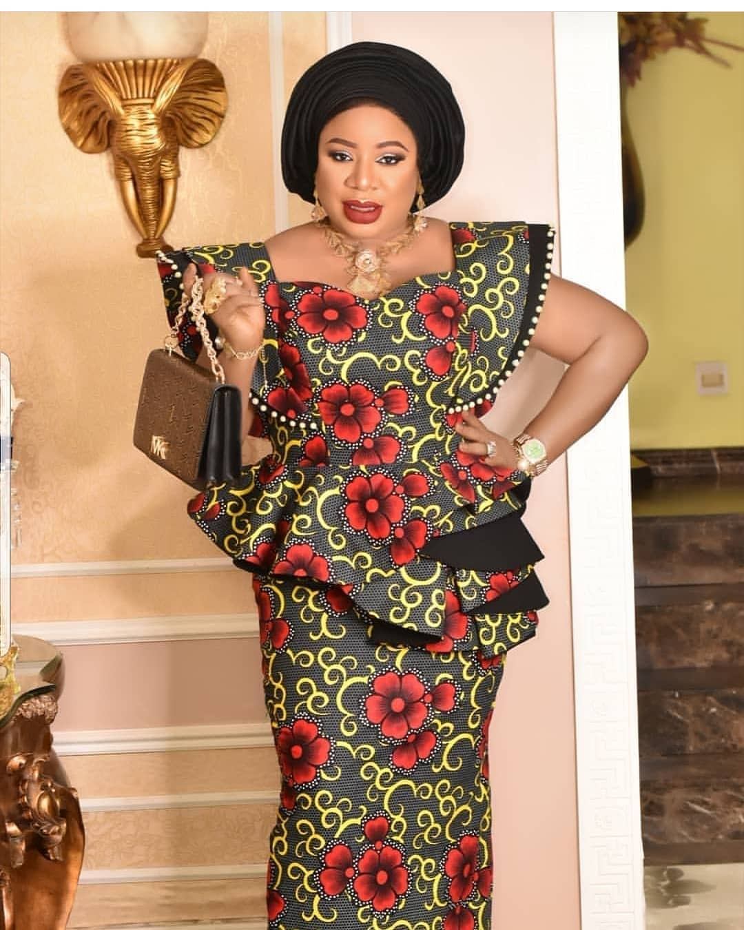 CURRENT ANKARA FASHION LATEST STYLES2020 4