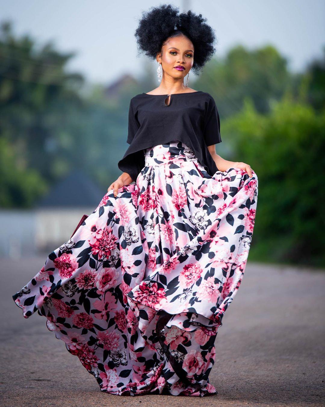 BEAUTIFUL NIGERIAN FASHION STYLES FOR WORK2020 4