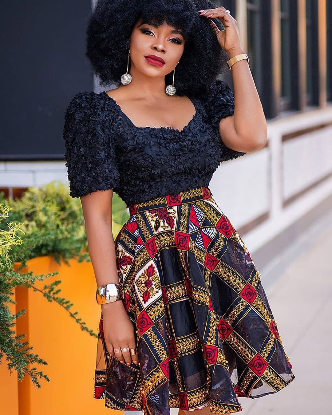 TRADITIONAL ANKARA STYLES FOR AFRICAN WOMEN2020 4