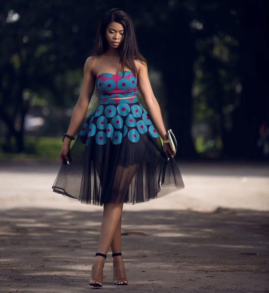 CHOOSE YOUR FAVORITE ANKARA STYLES FOR YOUR VIP EVENTS! 3