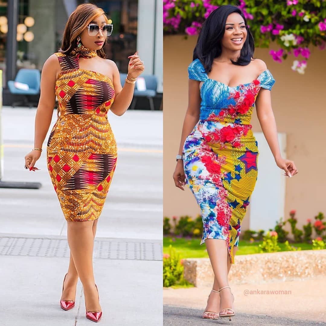 NEW FASHION STYLE, TRENDY AFRICAN DRESSES STYLES LOOKS NICE 3
