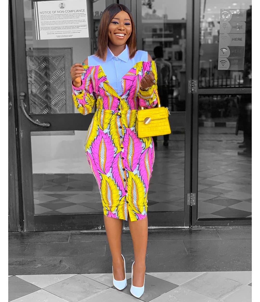 TOP STYLES, CHOOSING ANKARA DRESS TO YOUR EVENT! 7