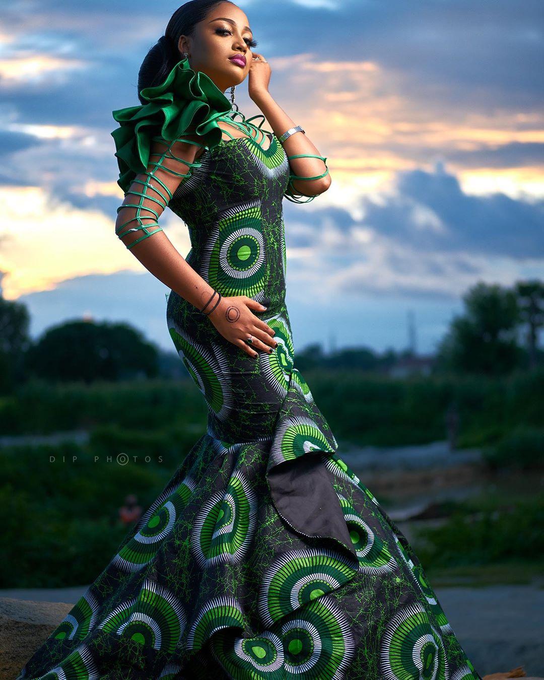 BEAUTIFUL NIGERIAN FASHION STYLES FOR WORK2020 3