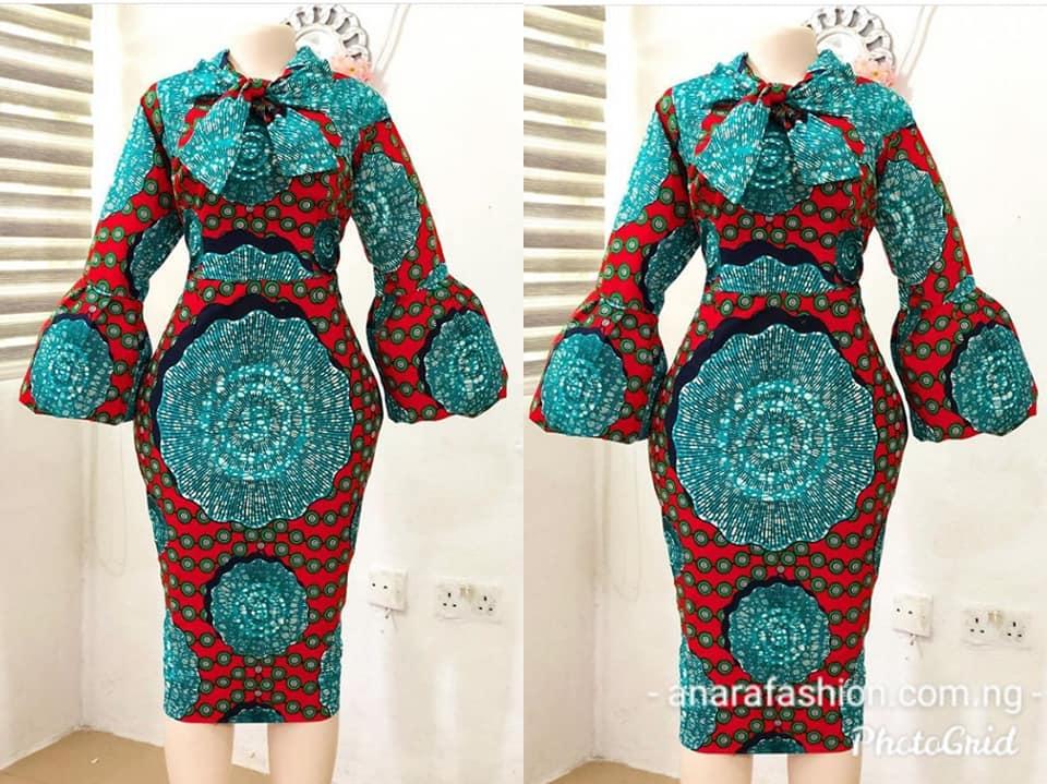 BEAUTIFUL NIGERIAN FASHION STYLES FOR WORK2020 7