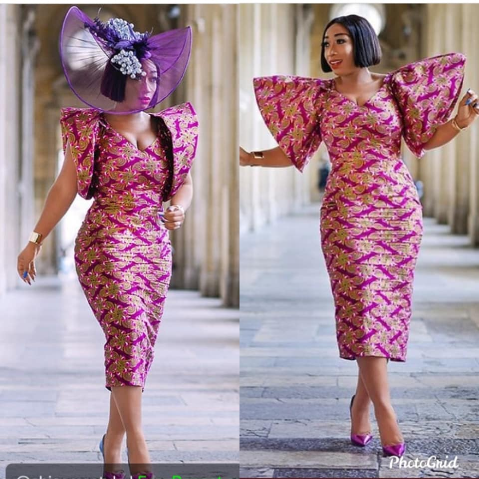 TRADITIONAL ANKARA STYLES FOR AFRICAN WOMEN2020 6