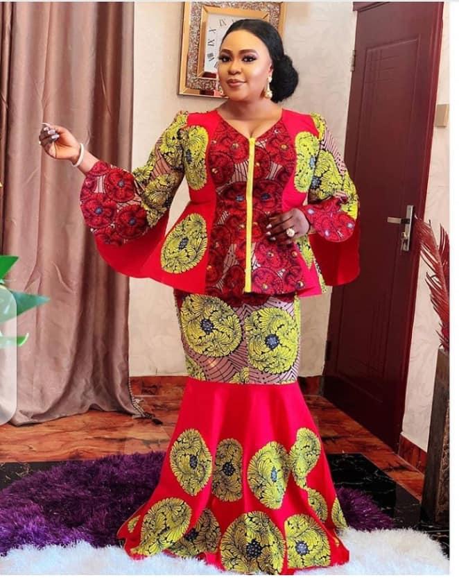ANKARA MAXI DRESSES