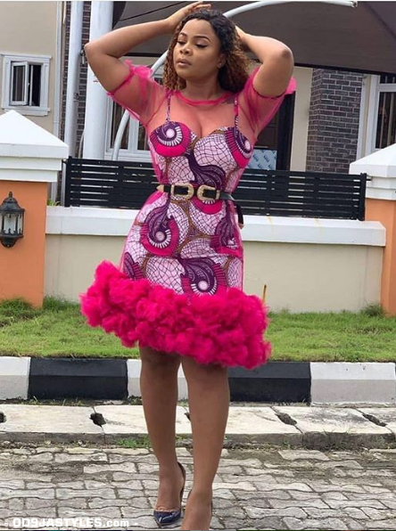 CHOOSE YOUR FAVORITE ANKARA STYLES FOR YOUR VIP EVENTS! 6