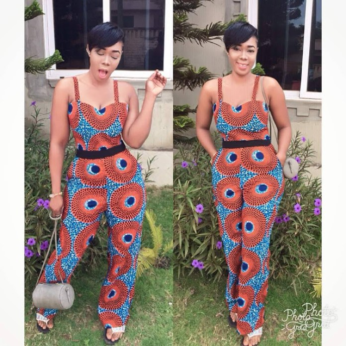 CURRENT ANKARA PANTS
