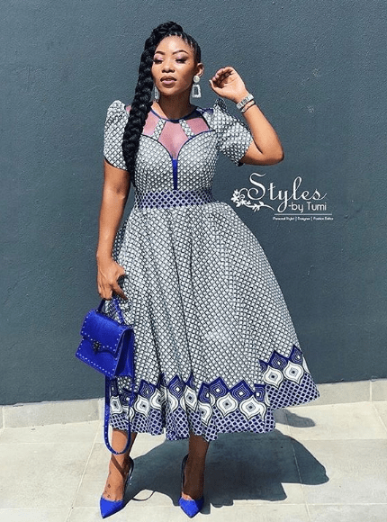 TOP STYLES, CHOOSING ANKARA DRESS TO YOUR EVENT! 9