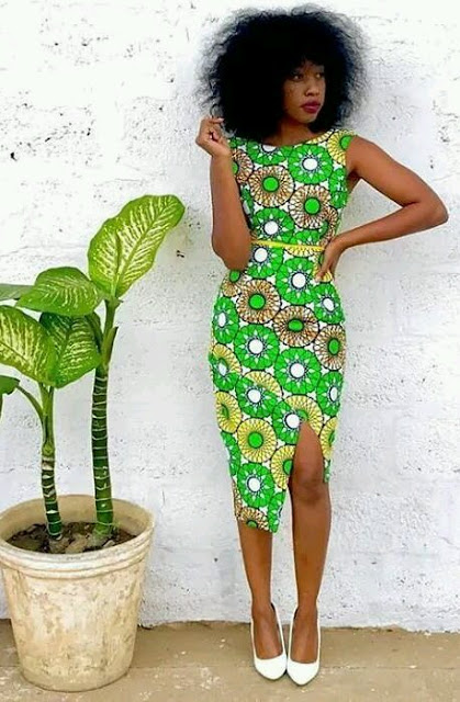 NEW FASHION STYLE, TRENDY AFRICAN DRESSES STYLES LOOKS NICE 5