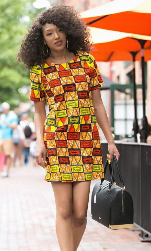 CHOOSE YOUR FAVORITE ANKARA STYLES FOR YOUR VIP EVENTS! 8