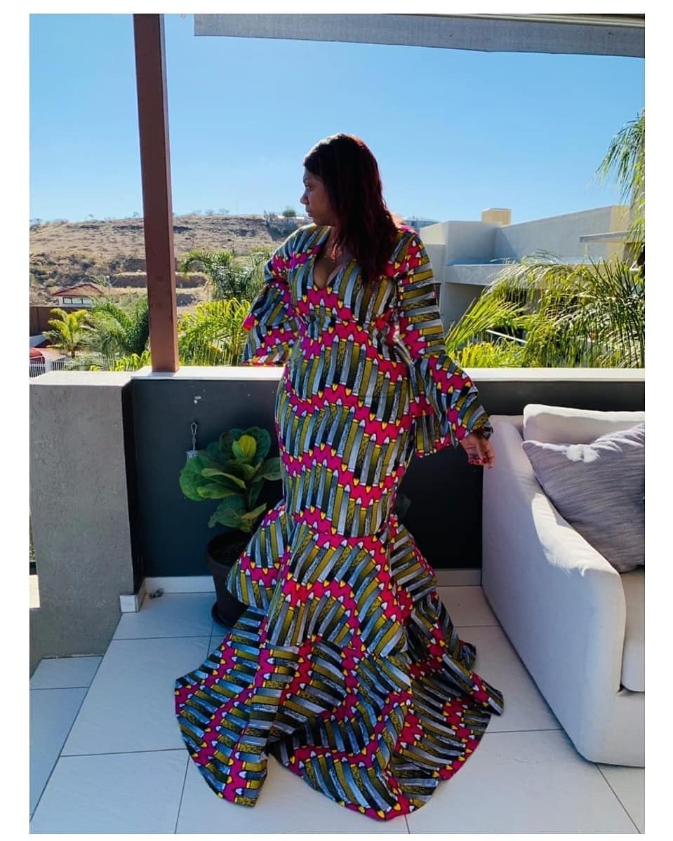 LATEST AFRICAN TRADITIONAL DRESSES ANKARA GOWNS STYLES2020 1