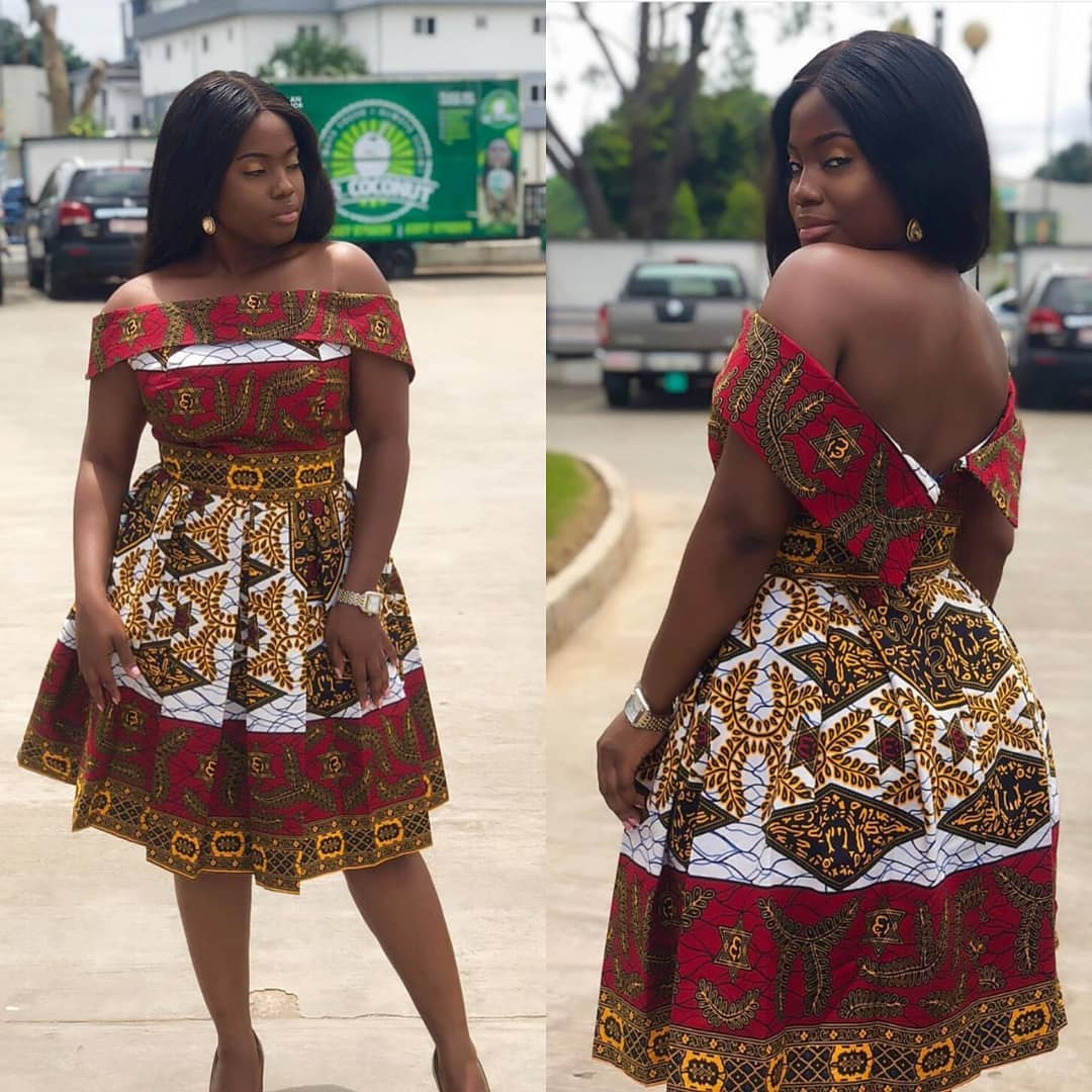 LATEST ANKARA STYLES AND DESIGNS FOR AFRICAN WOMEN2020 2