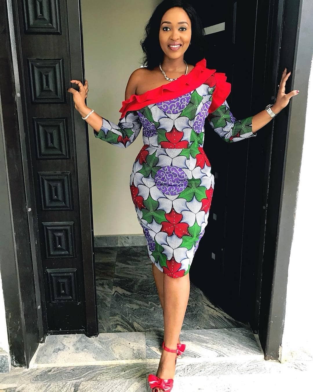 SIMPLE ANKARA STYLES FOR AFRICAN LADY OUTSTANDING!2020 3