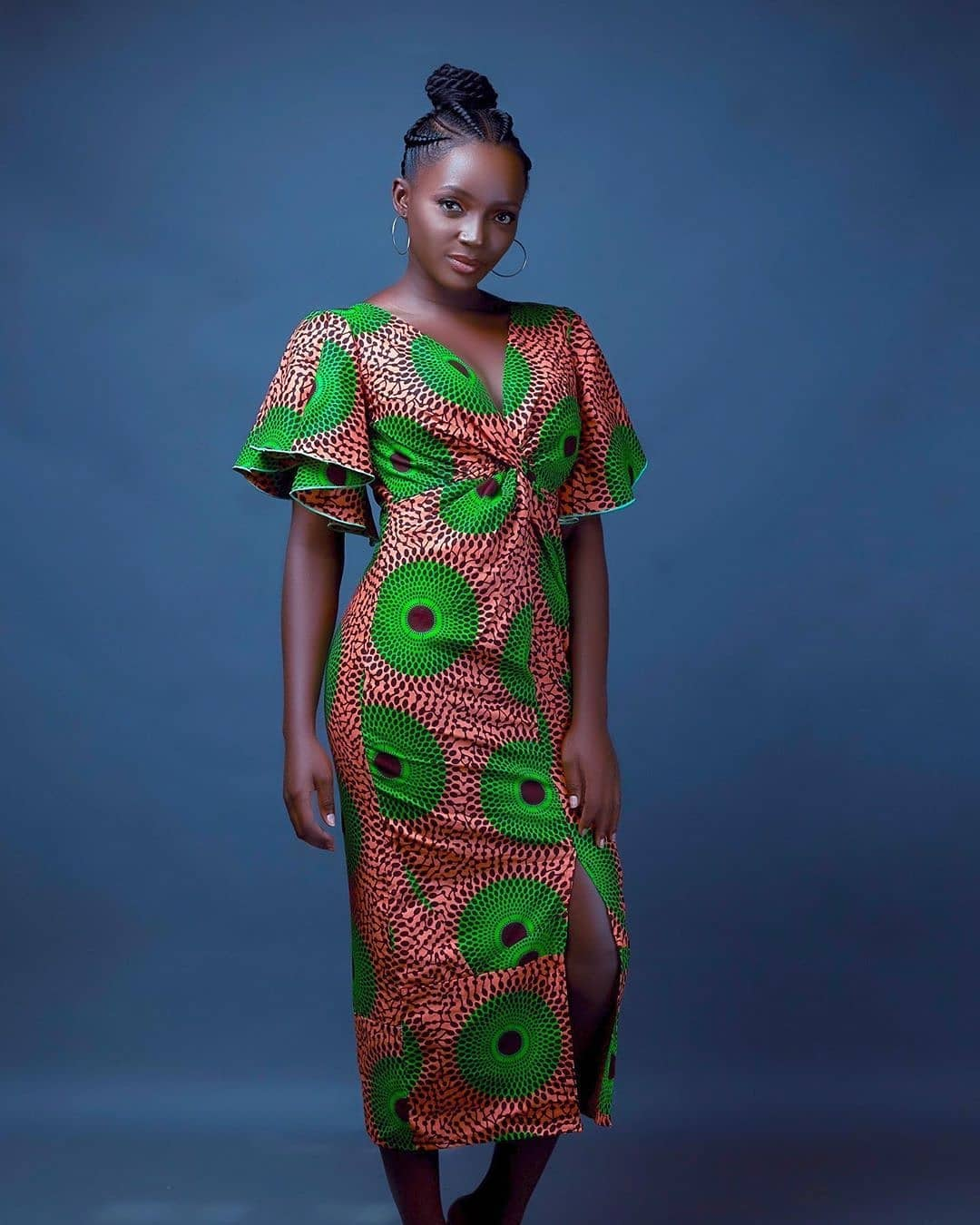 LATEST AFRICAN TRADITIONAL DRESSES ANKARA GOWNS STYLES2020 3