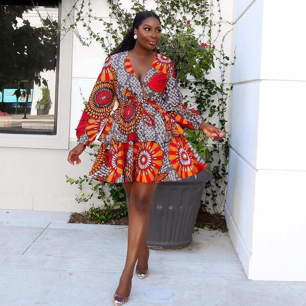 LATEST ANKARA STYLES AND DESIGNS FOR AFRICAN WOMEN2020 4