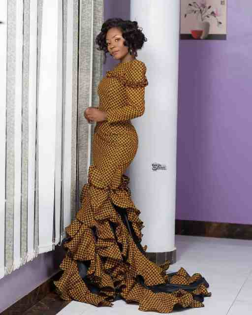 LATEST AFRICAN TRADITIONAL DRESSES ANKARA GOWNS STYLES2020 6