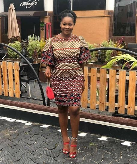 LATEST ANKARA STYLES AND DESIGNS FOR AFRICAN WOMEN2020 5