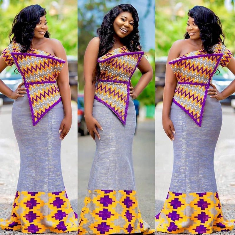 LATEST ANKARA STYLES AND DESIGNS FOR AFRICAN WOMEN2020 8