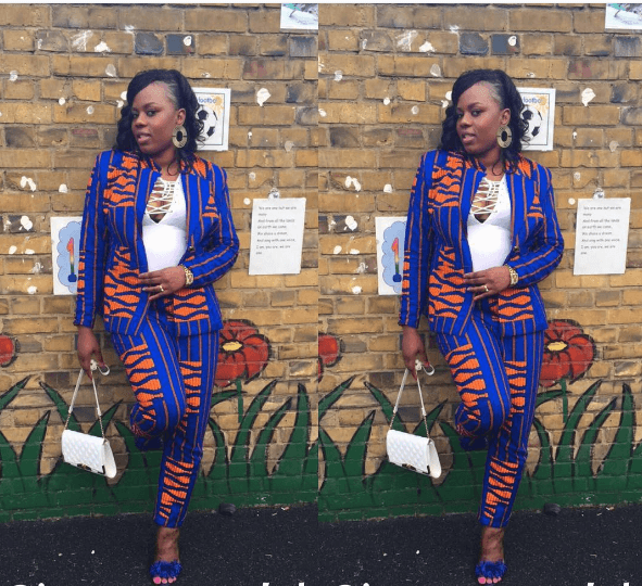 AMAZING ANKARA GOWNS STYLES  FOR AFRICAN WOMEN 4