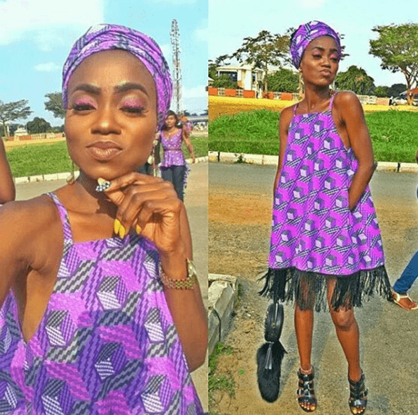 LOVELY ANKARA PRINTED DRESSES CHANGE YOUR LOOK 1