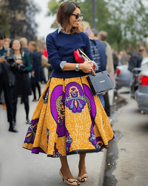 LOVELY ANKARA PRINTED DRESSES CHANGE YOUR LOOK 2