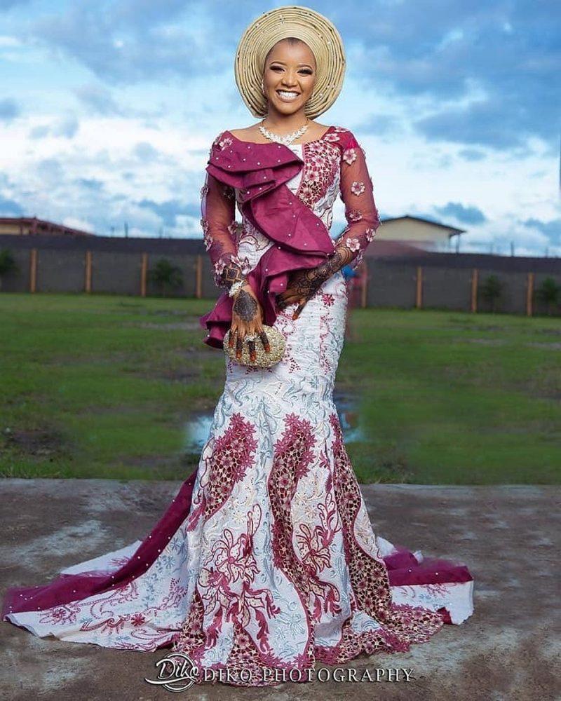 2020 MAXI ANKARA DRESSES FOR CHIC AND BEAUTIFUL LOOK 5