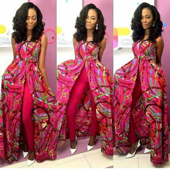 LOVELY ANKARA PRINTED DRESSES CHANGE YOUR LOOK 3