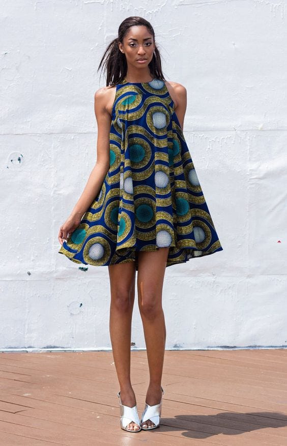 ANKARA PRINTED DRESSES